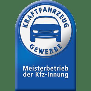 KFZ Meisterbetrieb Logo Innung