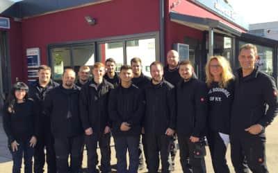Teambild Teamfoto Mannschaft Mitarbeiter aus Puchheim Eichenau Aubing Gröbenzell Fürstenfeldbruck Lochhausen Olching